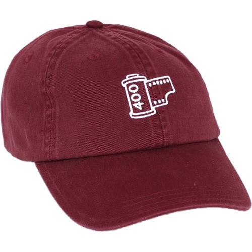 TogTees 400 Film Hat (Safelight Red, One Size)