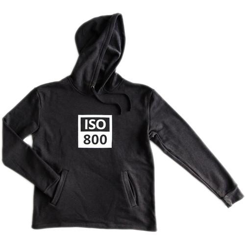 TogTees ISO 800 Hoodie (L, Monochrome)