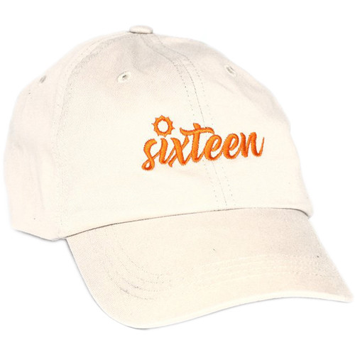 TogTees Sunny 16 Hat (Off-White, One Size)