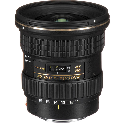 Tokina AT-X 116 PRO DX-II 11-16mm f/2.8 Lens for Sony A