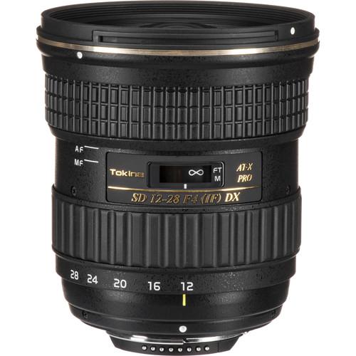Tokina 12-28mm f/4.0 AT-X Pro DX Lens for Nikon