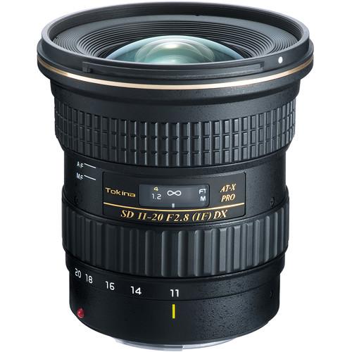 Tokina AT-X 11-20mm f/2.8 Lens