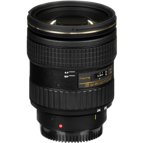 Tokina's 24-70mm f/2.8 Outperforms Nikon's Versions, Costs Half as Much