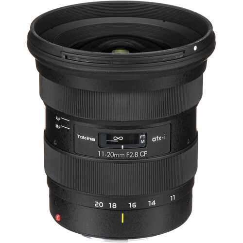 Tokina atx-i 11-20mm f/2.8 CF Lens for Canon EF