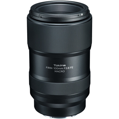 Tokina FiRIN 100mm f/2.8 FE Macro Lens for Sony E