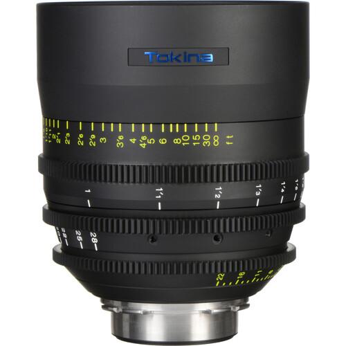 Tokina Cinema Vista 16-28mm II T3 Wide-Angle Zoom Lens (F Mount, Focus Scale in Feet)
