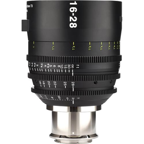 Tokina Cinema Vista 16-28mm II T3 Wide-Angle Zoom Lens (MFT Mount, Focus Scale in Feet)