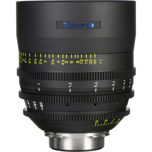 Tokina Cinema Vista 16-28mm II T3 Wide-Angle Zoom Lens (PL Mount, Focus Scale in Feet)