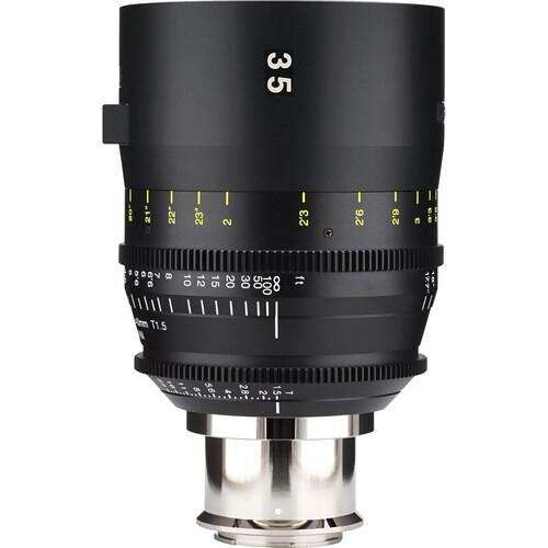 Tokina 35mm T1.5 Cinema Vista Prime Lens (E-Mount, Focus Scale in Feet)