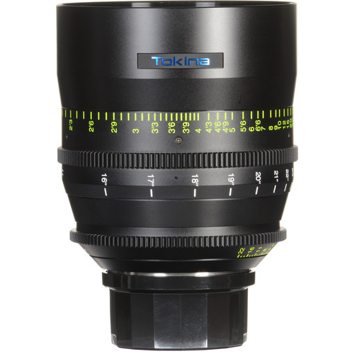 Tokina 35mm T1.5 Cinema Vista Prime Lens (PL Mount, Focus Scale in Feet)