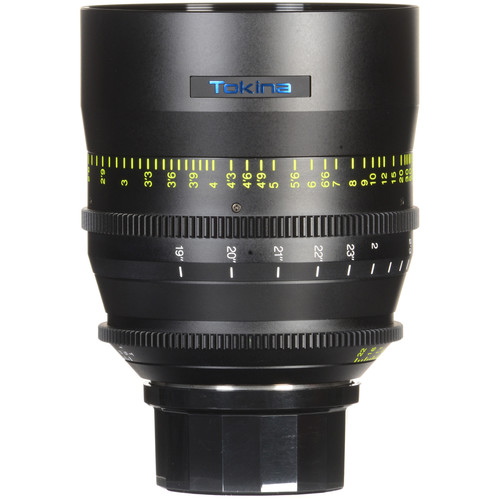 Tokina 50mm T1.5 Cinema Vista Prime Lens (PL Mount, Focus Scale in Feet)