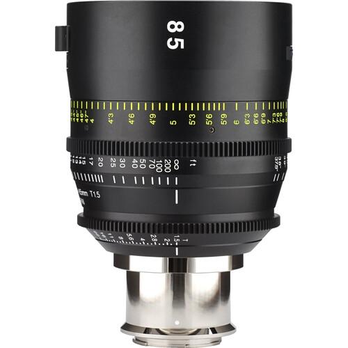Tokina 85mm T1.5 Cinema Vista Prime Lens (E Mount, Focus Scale in Feet)