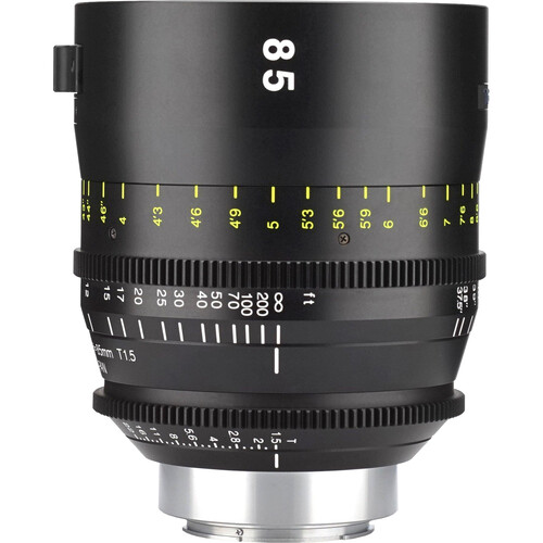 Tokina 85mm T1.5 Cinema Vista Prime Lens (EF Mount, Focus Scale in Feet)