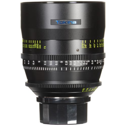 Tokina 85mm T1.5 Cinema Vista Prime Lens (PL Mount, Focus Scale in Feet)