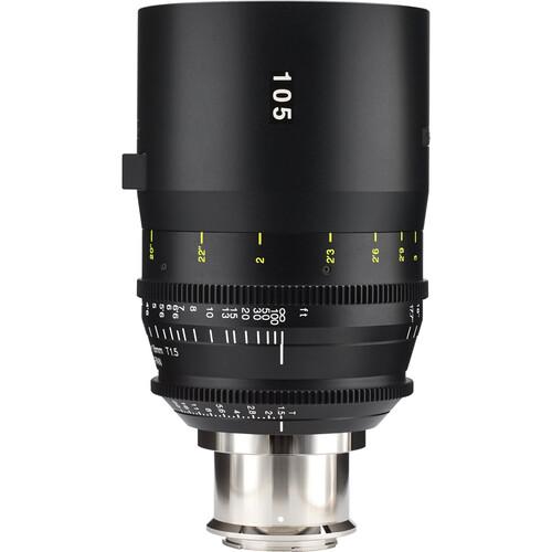 Tokina 105mm T1.5 Cinema Vista Prime Lens (E Mount, Focus Scale in Feet)
