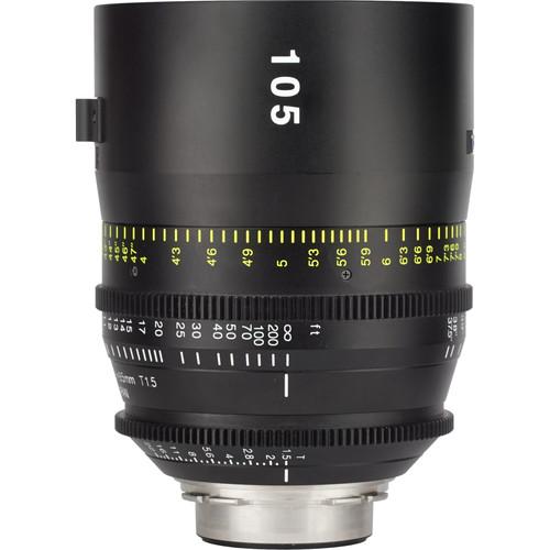 Tokina 105mm T1.5 Cinema Vista Prime Lens (PL Mount, Focus Scale in Feet)
