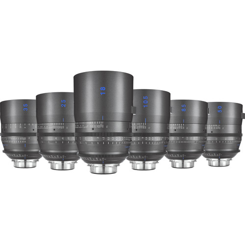 Tokina Vista One 6-Lens Kit (ARRI PL Mount)
