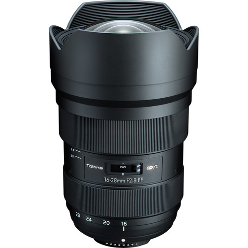 Tokina opera 16-28mm f/2.8 FF Lens for Nikon F