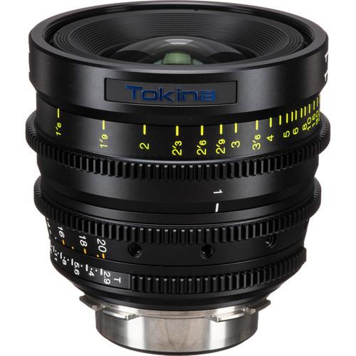 Tokina Cinema ATX 11-20mm T2.9 Zoom Lens with 3 x PRO IRND 86mm Filter Kit 2 (PL Mount)