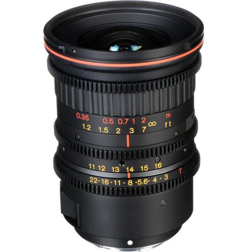Tokina Cinema 11-16mm T3.0 with Sony E-Mount
