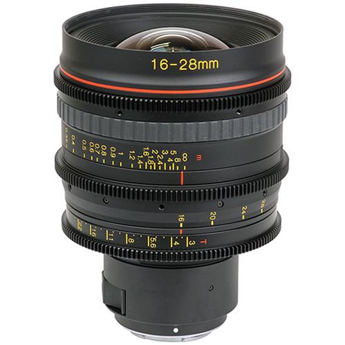 Tokina Cinema ATX 16-28mm T3 Wide-Angle Zoom Lens for Sony E