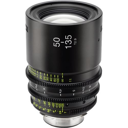 Tokina 50-135mm T2.9 Mark II Cinema ATX Lens (Canon EF Mount)
