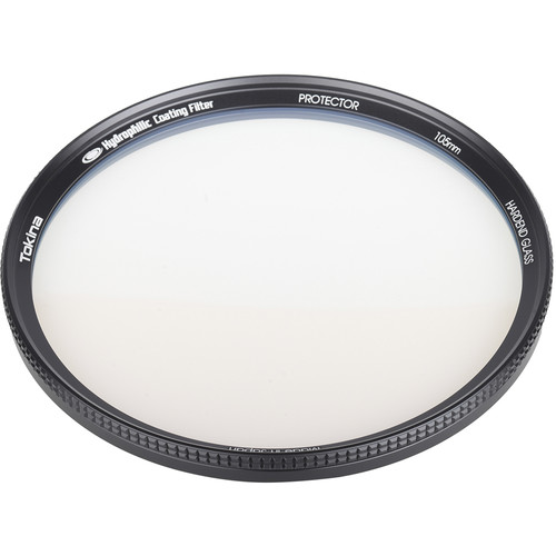 Tokina 105mm Hydrophilic Coating Protector Filter