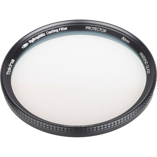 Tokina 86mm Hydrophilic Coating Protector Filter