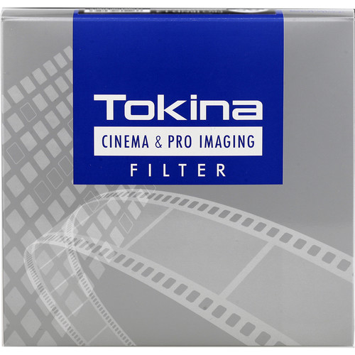 "Tokina 4 x 4"" Hydrophilic Coating Protector Filter"