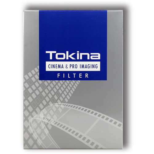 "Tokina 4 x 5.65"" Hydrophilic Coating Protector Filter"