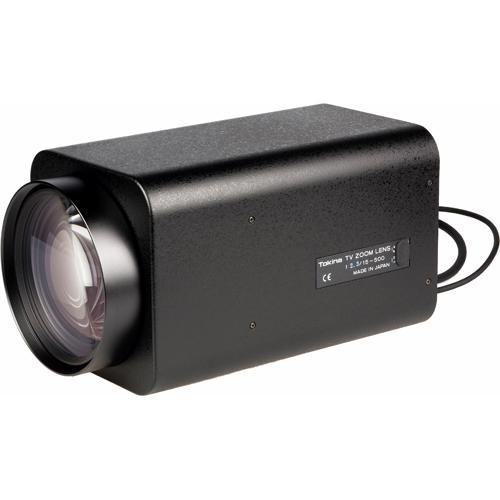Tokina C-Mount 15-500mm F/2.3-560 33X Super-Motorized Zoom Lens