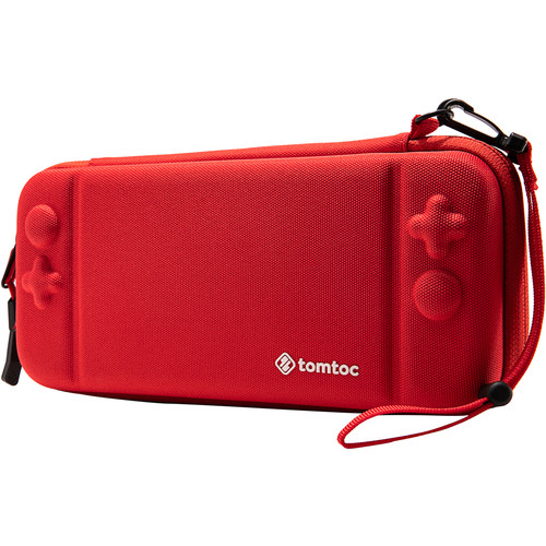 tomtoc Eva Original Hard Shell Case for Nintendo Switch (Red)