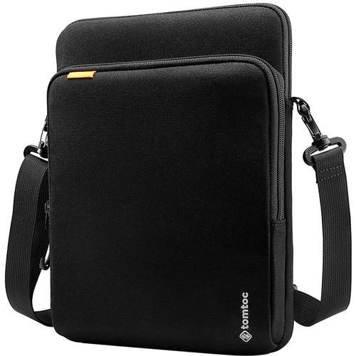 """tomtoc Tablet Shoulder Bag for 11.04/8.46"""" for iPad Pro/Air (Black)"""