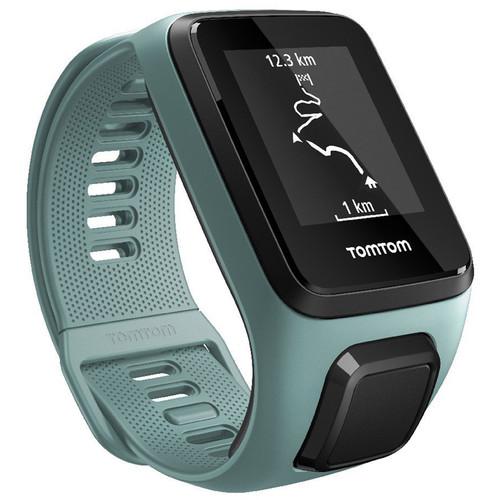 TomTom Spark 3 Fitness Tracker (Aqua, Small)