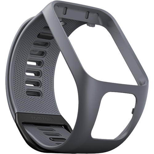 TomTom Spark 3 Watch Strap (Large, Gray)
