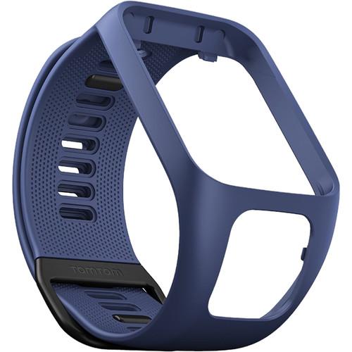TomTom Spark 3 Watch Strap (Large, Dark Blue)