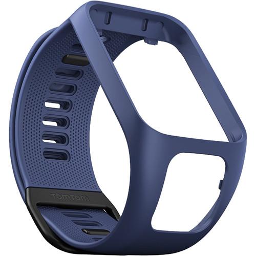 TomTom Spark 3 Watch Strap (Small, Dark Blue)