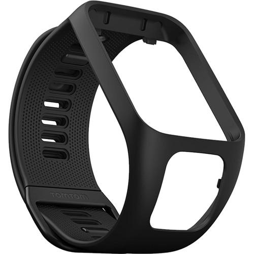 TomTom Spark 3 Watch Strap (Large, Black)