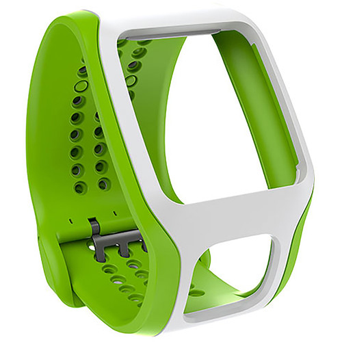 TomTom Replacement Band for Spark Fitness Watch (Lucite Green, Small)