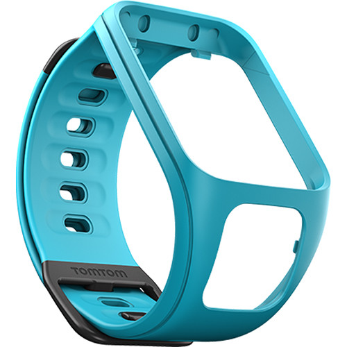 TomTom Replacement Band for Spark Fitness Watch (Scuba Blue, Small)