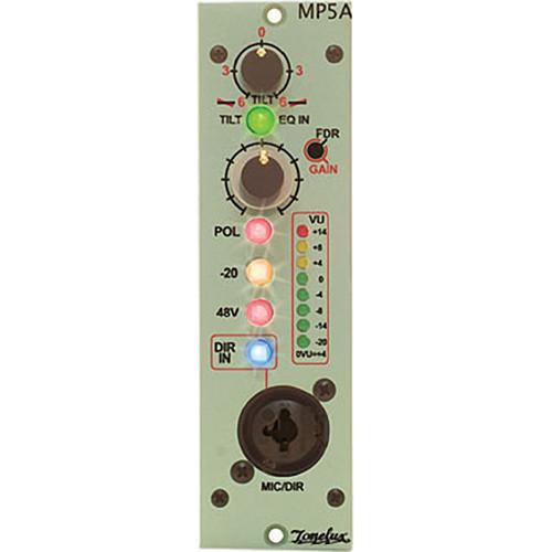 Tonelux MP5A Discrete Microphone Preamplifier With Tilt Control