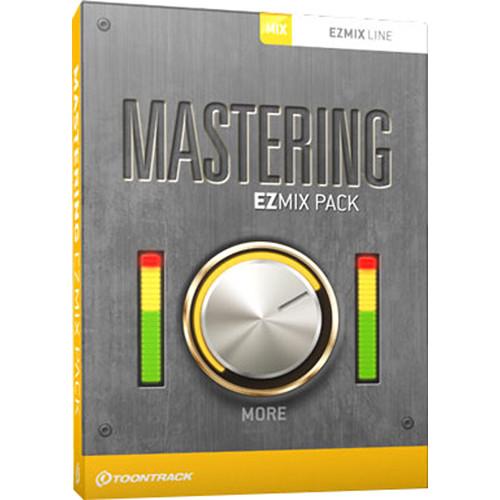 Toontrack Mastering EZmix Preset Pack for EZMix 2 (Download Only)