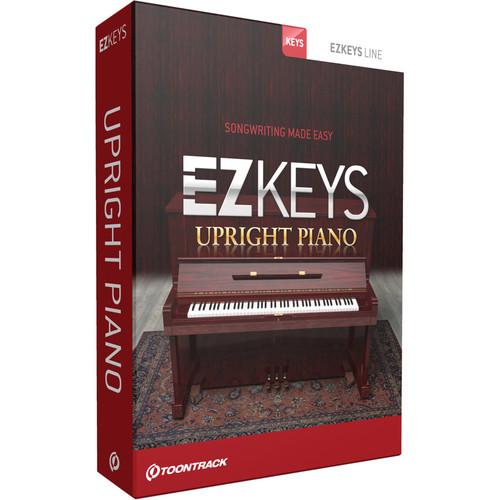 Toontrack EZkeys Upright Piano