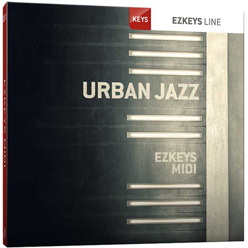 Toontrack Urban Jazz EZkeys MIDI Pack (Download)