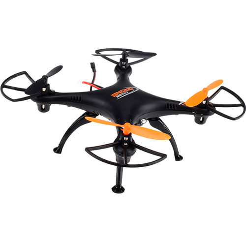 Top Race TR-B11 Quadcopter (Black)