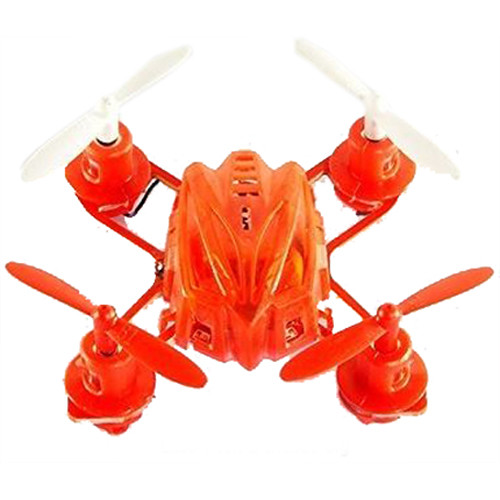 Top Race 4-Channel Micro Quadcopter (Assorted Colors)