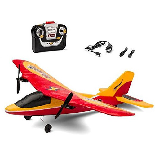 Top Race RC P29 2-Channel Outdoor Airplane