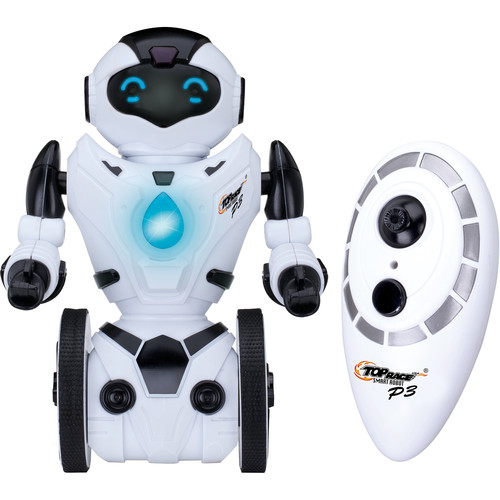 Top Race Race & Remote Control 5-Mode Smart Self-Balancing Robot with 2.4GHz Transmitter