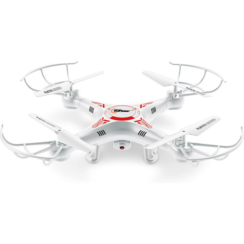 Top Race TR-Q511 QuadCam Drone with 0.3MP Camera
