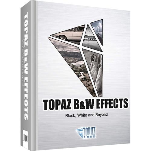 Topaz Labs LLC B&W Effects Plug-In (DVD)